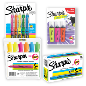 Sharpie Highlighters